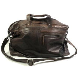 Spikes And Sparrow Rich Overnight Weekender Bag